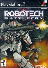 Robotech: Battlecry - PS2 - Used