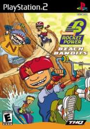 Rocket Power: Beach Bandits - PS2 - Used