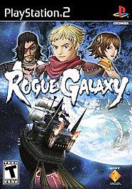 Rogue Galaxy - PS2 - Used