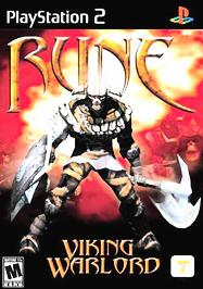 Rune: Viking Warlord - PS2 - Used