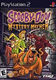 Scooby-Doo! Mystery Mayhem - PS2 - Used
