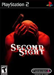 Second Sight - PS2 - Used