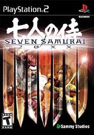Seven Samurai 20XX - PS2 - Used