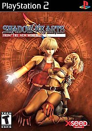Shadow Hearts: From the New World - PS2 - Used