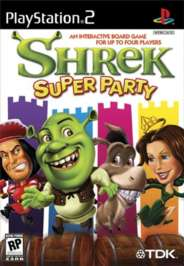 Shrek Super Party - PS2 - Used