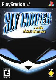 Sly Cooper and the Thievius Raccoonus - PS2 - Used