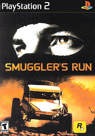 Smuggler's Run - PS2 - Used
