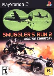 Smuggler's Run 2: Hostile Territory - PS2 - Used