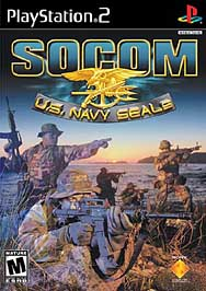 SOCOM: U.S. Navy Seals - PS2 - Used
