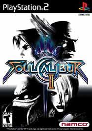 Soulcalibur II - PS2 - Used