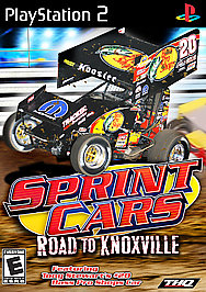Sprint Cars: Road to Knoxville - PS2 - Used