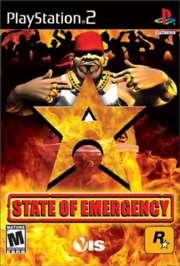 State of Emergency - PS2 - Used