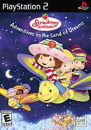 Strawberry Shortcake: The Sweet Dreams Game - PS2 - Used