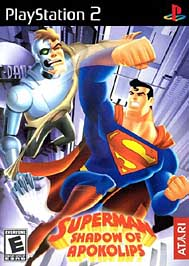 Superman: Shadow of Apokolips - PS2 - Used
