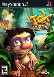 Tak and the Power of Juju - PS2 - Used