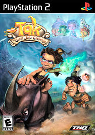Tak: The Great Juju Challenge - PS2 - Used