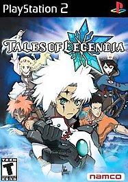 Tales of Legendia - PS2 - Used