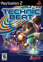 Technic Beat - PS2 - Used