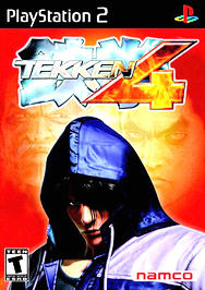 Tekken 4 - PS2 - Used