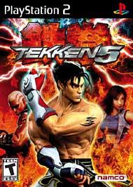 Tekken 5 - PS2 - Used