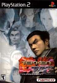 Tekken Tag Tournament - PS2 - Used