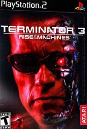 Terminator 3: Rise of the Machines - PS2 - Used