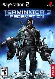 Terminator 3: The Redemption - PS2 - Used