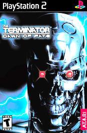 Terminator: Dawn of Fate - PS2 - Used