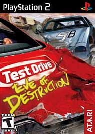 Test Drive: Eve of Destruction - PS2 - Used