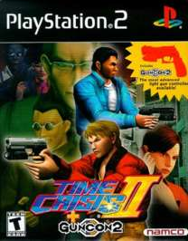 Time Crisis 2 (with gun) - PS2 - Used