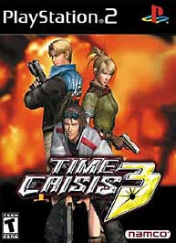 Time Crisis 3 - PS2 - Used