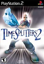 TimeSplitters 2 - PS2 - Used