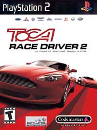 TOCA Race Driver 2 - PS2 - Used