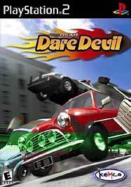 Top Gear DareDevil - PS2 - Used