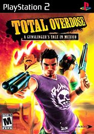 Total Overdose: A Gunslinger's Tale in Mexico - PS2 - Used