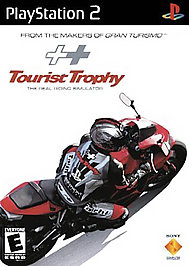 Tourist Trophy: The Real Riding Simulator - PS2 - Used