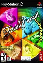 Trivial Pursuit Unhinged - PS2 - Used