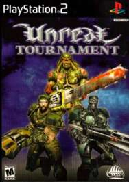 Unreal Tournament - PS2 - Used