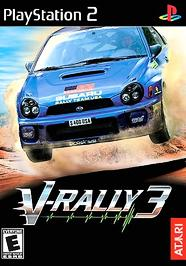 V-Rally 3 - PS2 - Used