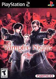 Vampire Night - PS2 - Used