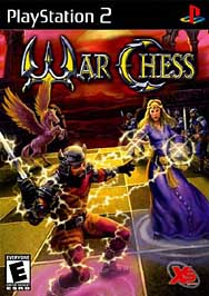 WarChess - PS2 - Used