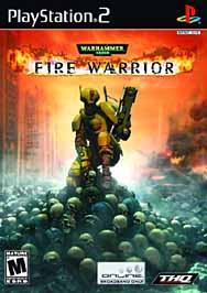 Warhammer 40,000: Fire Warrior - PS2 - Used