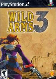 Wild ARMs 3 - PS2 - Used