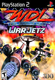 World Destruction League: War Jetz - PS2 - Used