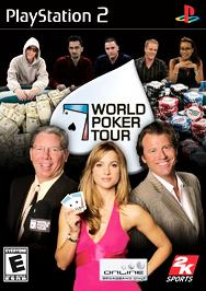 World Poker Tour - PS2 - Used