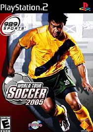 World Tour Soccer 2005 - PS2 - Used