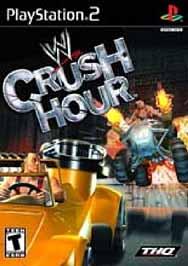WWE Crush Hour - PS2 - Used