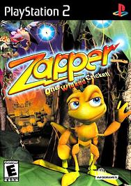 Zapper: One Wicked Cricket - PS2 - Used