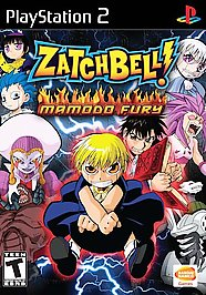 Zatch Bell! Mamodo Fury - PS2 - Used