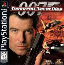 007: Tomorrow Never Dies - PlayStation - Used